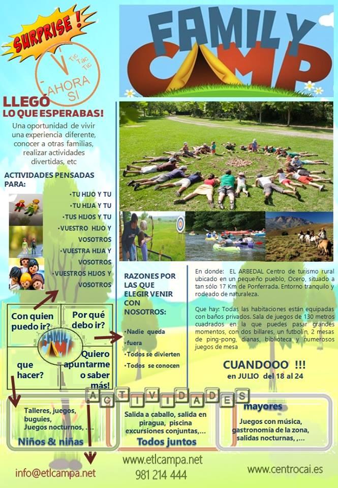 campamentos de verano para nios