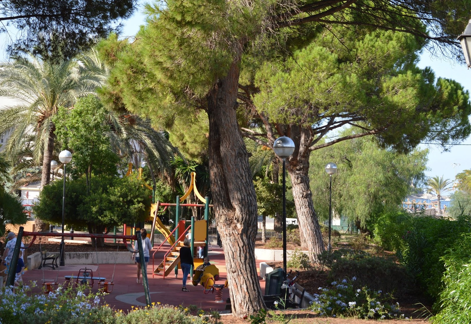 Pirates Village Santa Ponsa | Jet 2 Holidays Review  - Santa Ponsa park