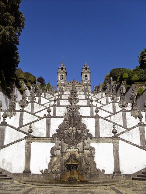 Santuario de Bom Jesús do Monte de Braga