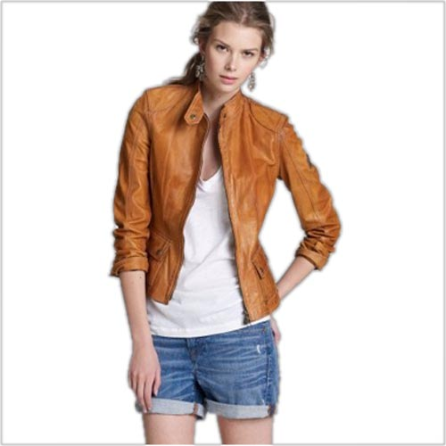 Care of leather jackets