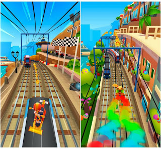 Download Subway Surfers: Monaco Mod Apk Terbaru