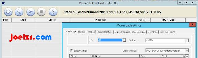 Firmware SPC L52 S+