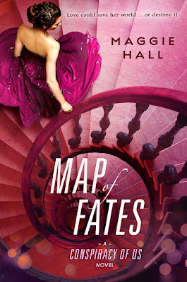Map of Fates (Conspiracy of Us #2)