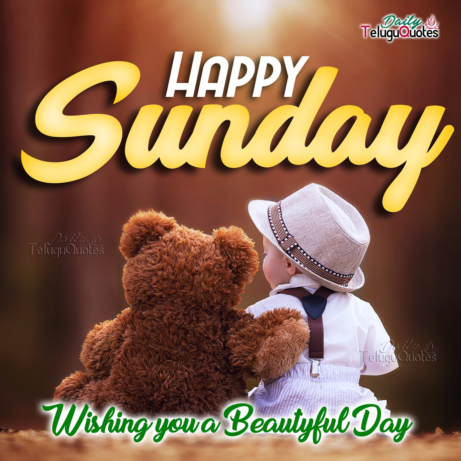 Best Happy Sunday Trending Whatsapp Quotes For Fb