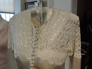 Bridal Gown Exhibit opens today 1