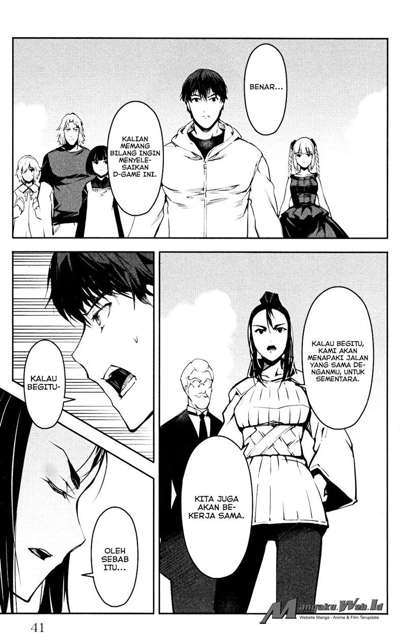 Darwin's Game Chapter 25-43