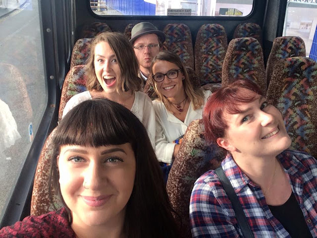 Bus brighton bloggers big lemon