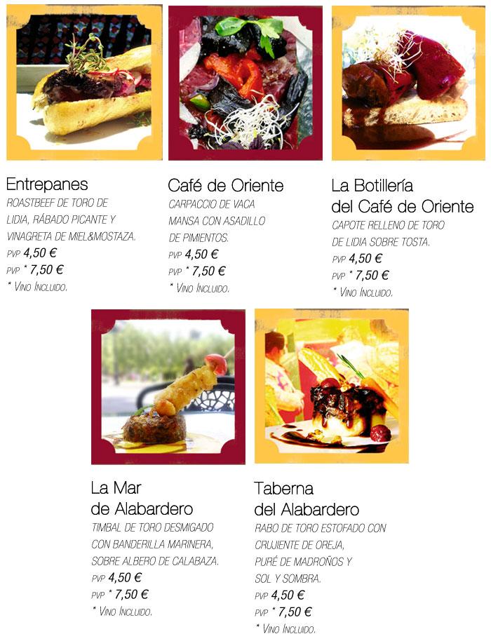 Toro Prensa Peru Gastronomia Taurina Tapas De Toro