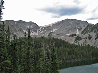 Thomas Lakes and Mount Sopris