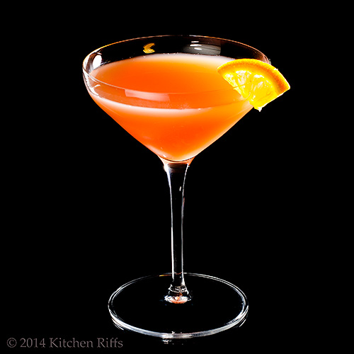 The Monkey Gland Cocktail