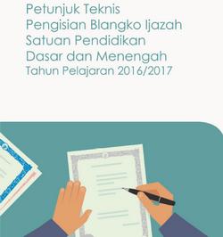 Petunjuk Teknis Pengisian Blangko Ijazah Tahun 2017.pdf