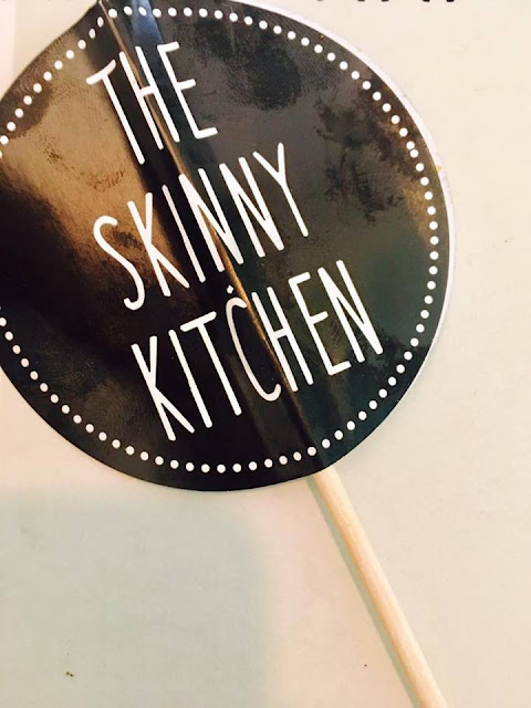 The Skinny Kitchen - A Trip With Jessica!