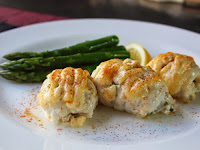 Crab-Stuffed Sole – Rolling in Excitement