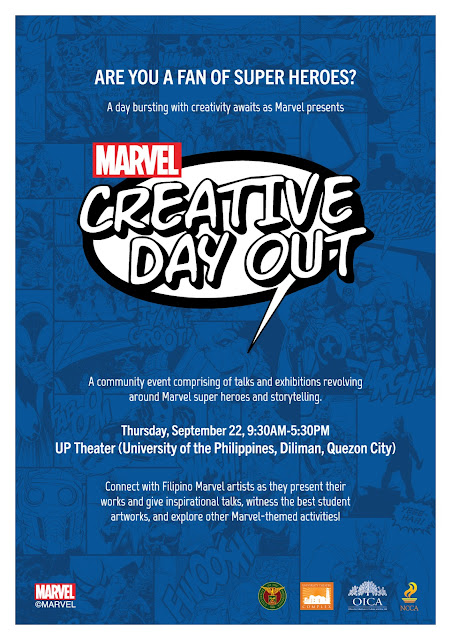 Marvel Creative Day Out 2016