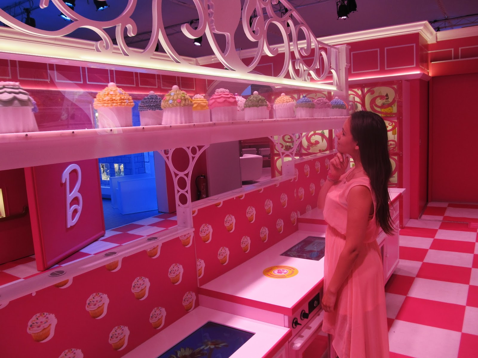 Barbie Küche Juliliciouss Barbie Dreamhouse