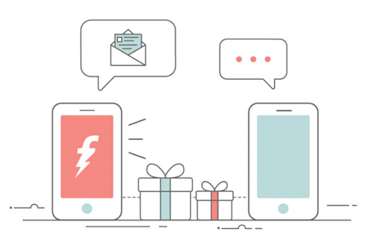 Freecharge Referral offer