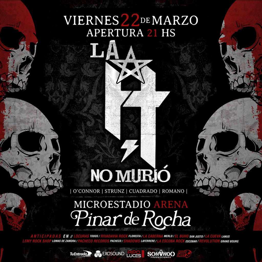 Entrevista La H no murió antes del show en Pinar de Rocha