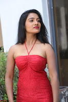 Mamatha sizzles in red Gown at Katrina Karina Madhyalo Kamal Haasan movie Launch event 220.JPG