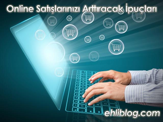 Online Satış Arttırma Yöntemleri
