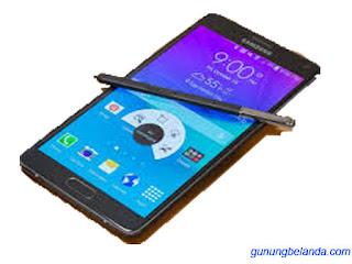 Cara Flashing Samsung Galaxy Note 4 (African Countries) SM-N910H