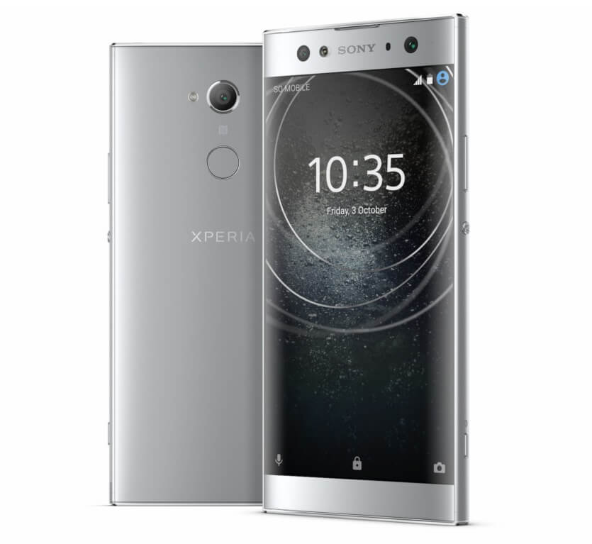 Sony Xperia XA2 and XA2 Ultra Announced