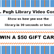 R. C. Pugh Library Video Contest!