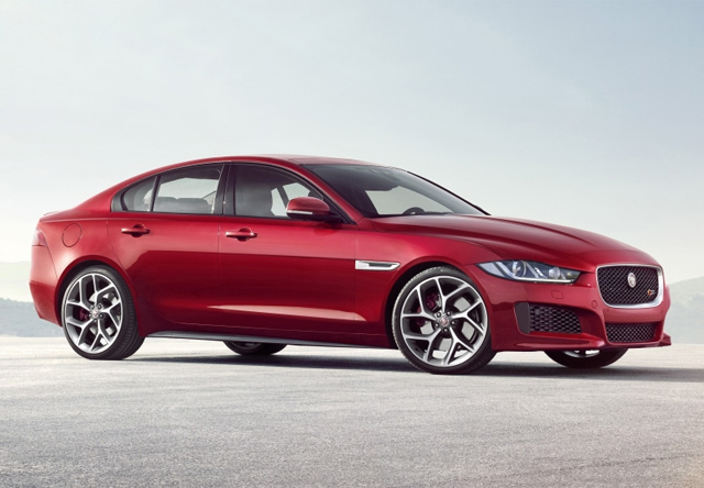 Jaguar XF и XE