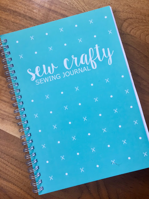 Diary of a Chain Stitcher: Planning a Handmade Wardrobe with Sewing Journals and Swatch Books