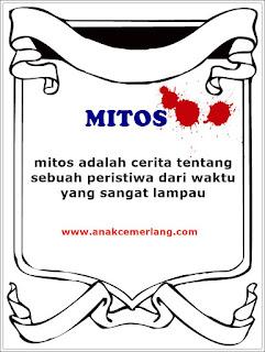 Definisi Dan Pengertian Mitos