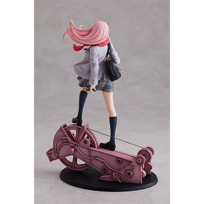 Figuras: Imágenes y detalles de Zero Two: Uniform Ver. de Darling in the FranXX - Aniplex