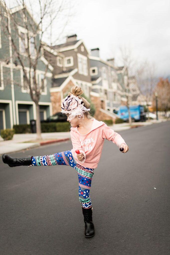 Leggings. | Mommy's Little Sunshine