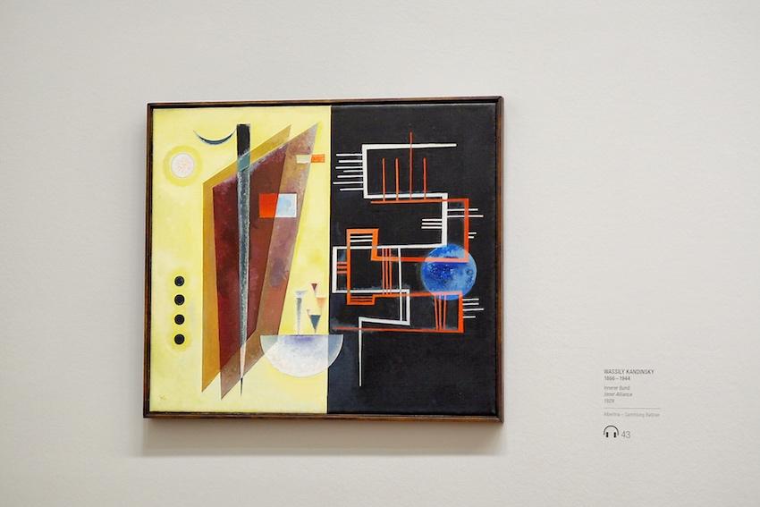 Wassily Kandinsky: Innerer Bund, 1929