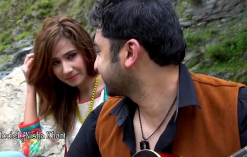 New Pashto Songs 2016 Rozi Khan Music Video Laree Musam Ghunde Badal Shwe Nisha Khan