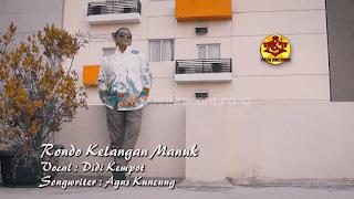Lirik Lagu Rondo Kelangan Manuk (RKM) - Didi Kempot