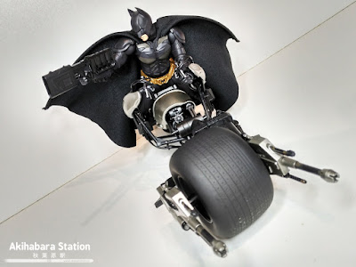 S.H.Figuarts Batpod The Dark Knight - Tamashii Nations