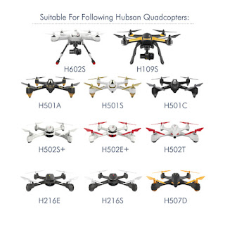 Spesifikasi Hubsan HT006 - OmahDrones