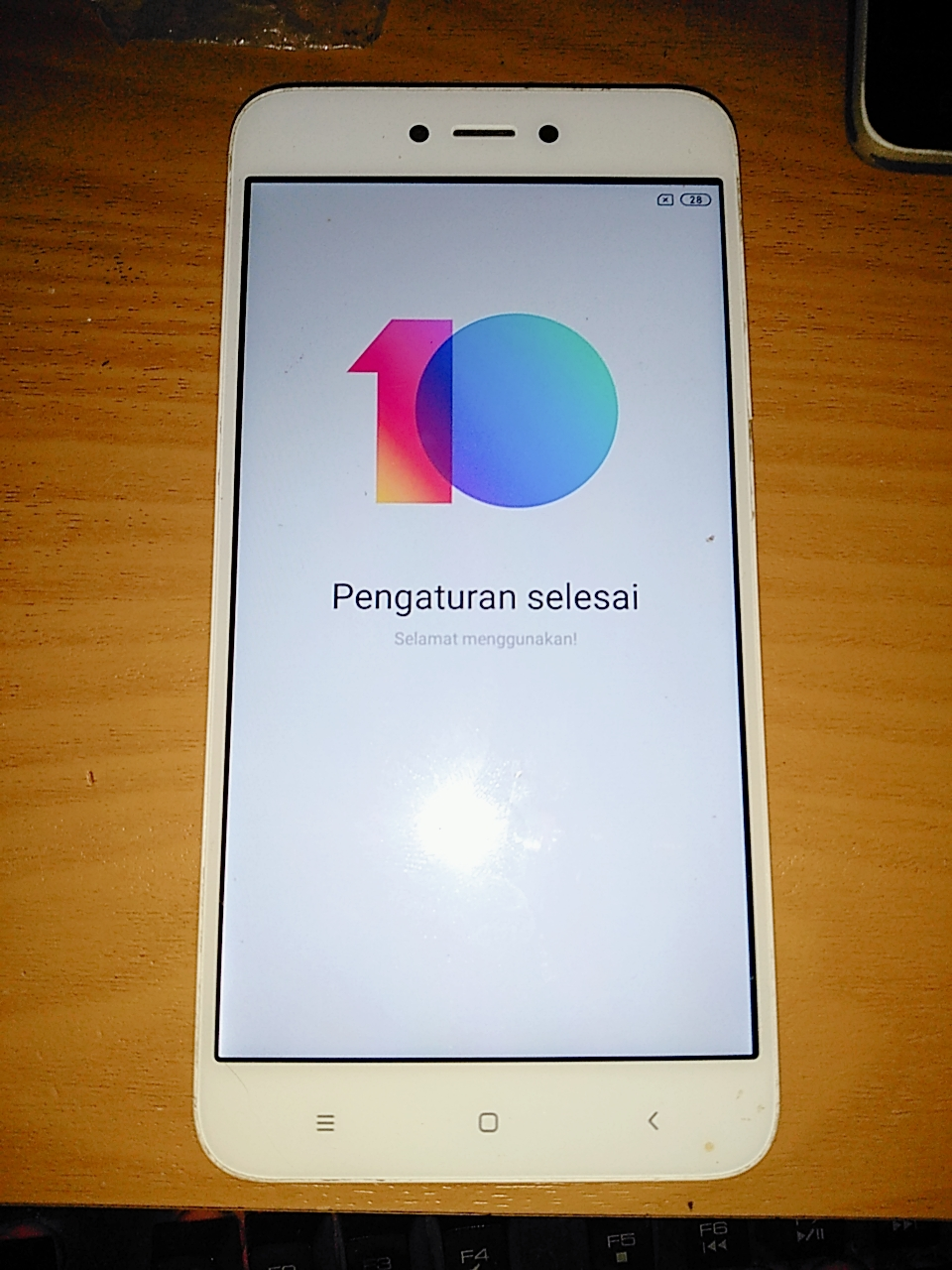 Cara Flash Redmi Note 5A Non-UBL