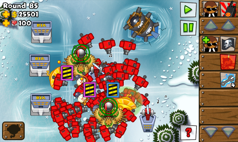 Bloons tower defense strategy click for details bloons super monkey 2