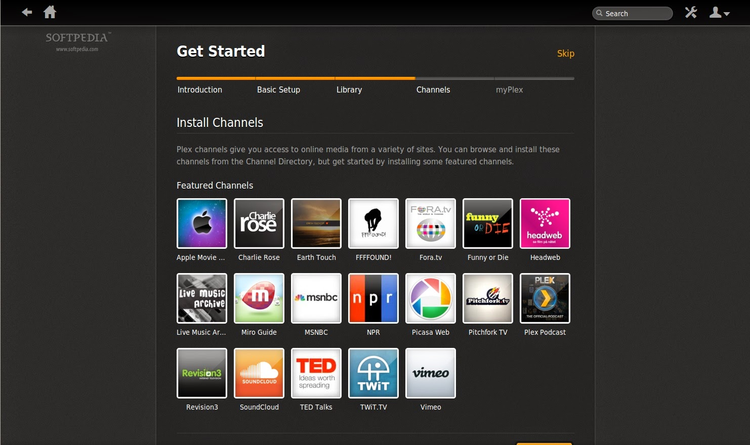 Plex Media Server 0 9 11 7 released, Available for Linux