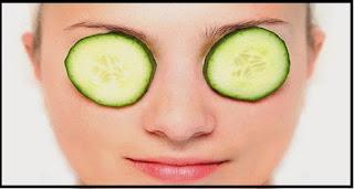 علاج التجاعيد أسفل العينين بالوصفات المنزلية - الجنان