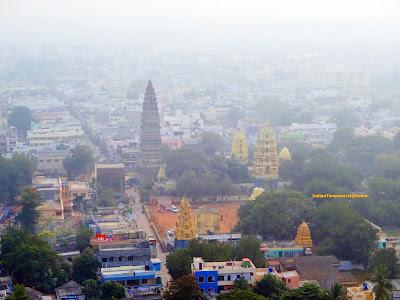 Lakshmi Narasimha Swamy Temple in Mangalagiri Town
