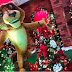 Personagens do filme Madagascar encantam Natal do Campinas Shopping