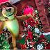 Personagens do filme Madagascar encantam Natal do Campinas Shopping