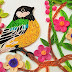 Paper Quilling Wall Decorations | A Beautiful 🐦Bird