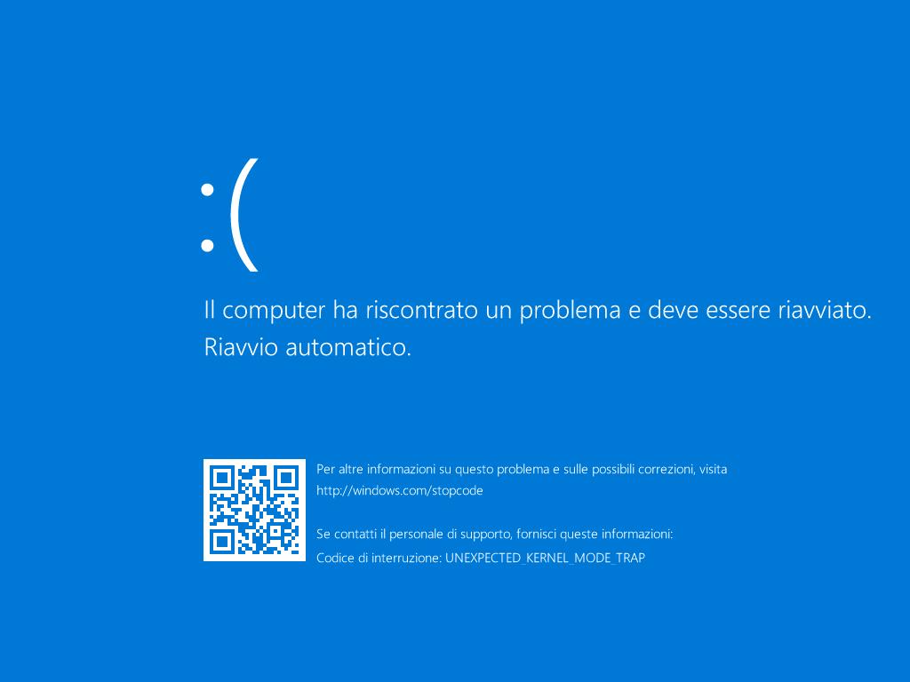 Come impedire il riavvio automatico del PC in occasione di BSOD (Schermo Blu) in Windows 10 HTNovo