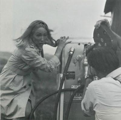 Filmación La Noche de los muertos vivientes - 1968