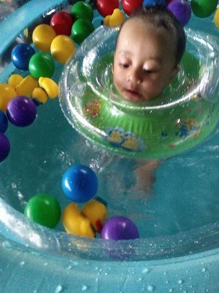 Kolam Renang untuk bayi
