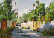 tom brown fine art 5x7 impressionist