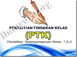 akan mencoba memperlihatkan sedikit sebaran bahan perihal Contoh Judul dan Laporan Penelitia Download Contoh PTK PKn SMP/MTs Kelas 7,8 dan 9