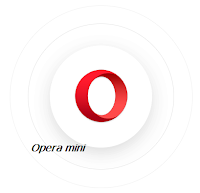 Download opera mini for your Android device.
